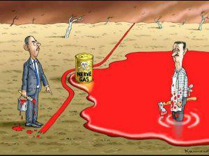 Obama'nın Kırmızı Çizgisi