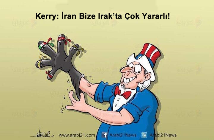 Kerry: İran Bize Irak'ta Çok Yararlı! 1