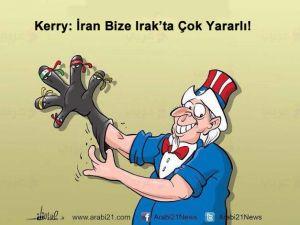 Kerry: İran Bize Irak'ta Çok Yararlı!