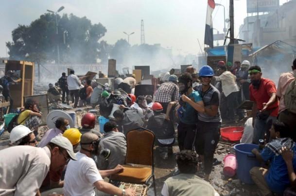 Rabia Katliamının 3. Yıldönümü 1