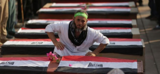 Rabia Katliamının 3. Yıldönümü