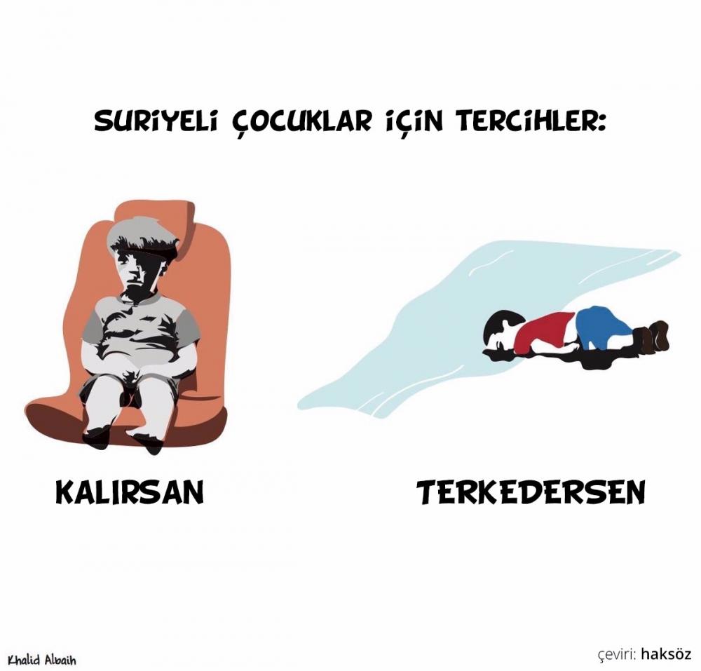Suriyeli Çocuklar İçin Tercihler galerisi resim 1