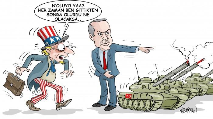 ABD ve Cerablus Hareketı 1