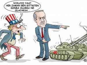 ABD ve Cerablus Hareketı