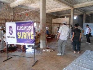 Özgür-Der Mensuplarının Kurbanları Suriye'de