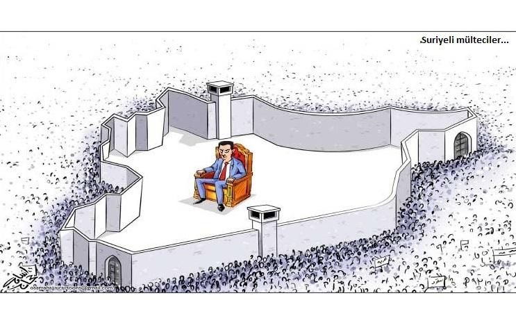 Suriyeli mülteciler... 1