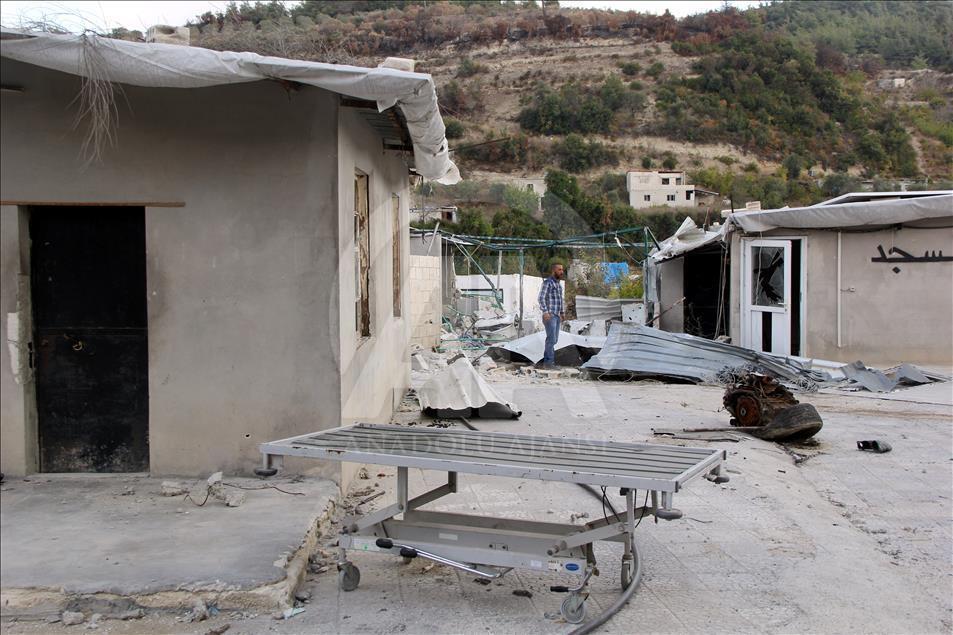 Türkmen Köyleri 'Hayalet Kenti' Andırıyor 1