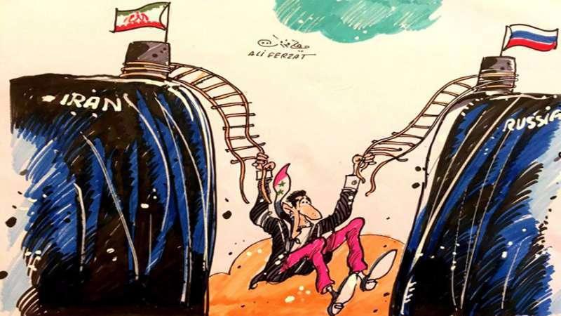 İran, Rusya ve Beşşar Esed 1