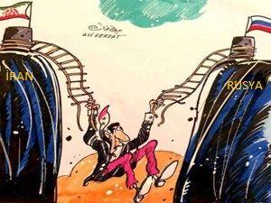 İran, Rusya ve Beşşar Esed