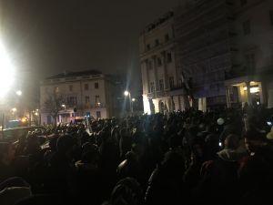 Londra'da Bir Gecede İki Suriye Eylemi