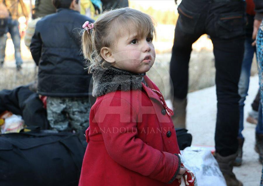 Halep'teki Sivillerin Tahliyesi 1