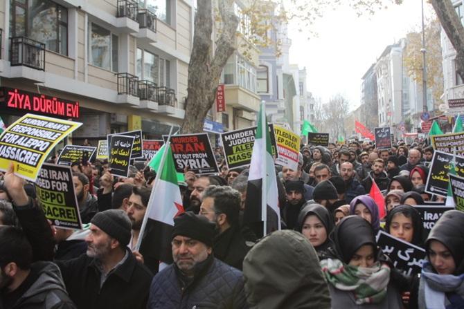Katil İran Suriye'den Defol! 1