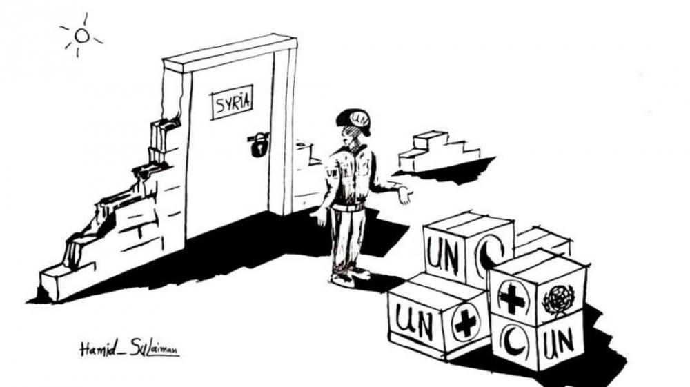 Suriye ve Birleşmiş Milletler 1