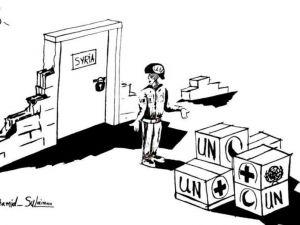 Suriye ve Birleşmiş Milletler