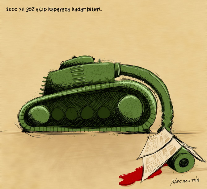 1000 Yıl Göz Açıp Kapayana Kadar Biter / Necmettin Asma 1