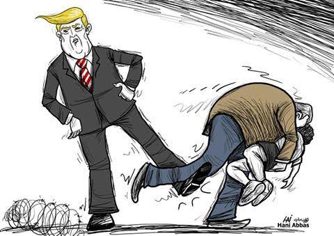 Trump'un Göçmenlere Bakışı 1
