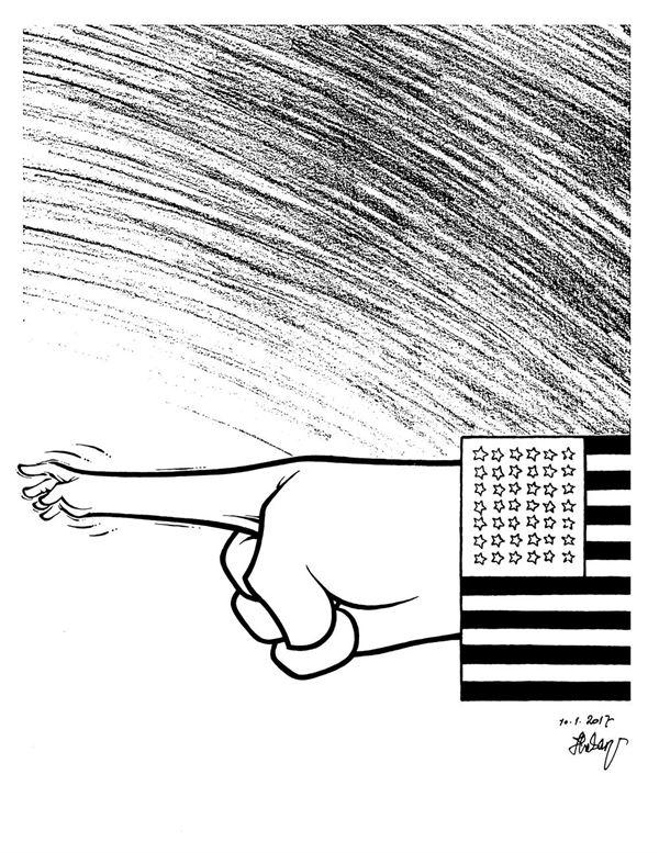 ABD'nin Elleri 1