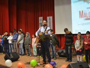 Amasya'da Grup Yürüyüş'ten Ümmet Konseri