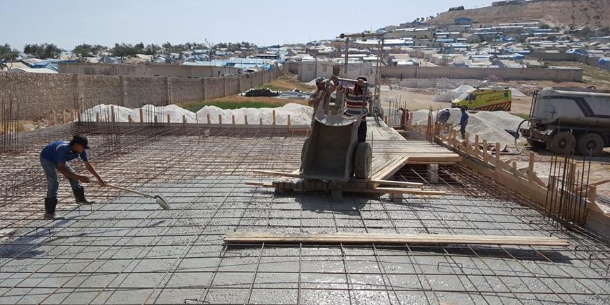 Abdülhamid Han Yetim Yaşam Merkezi İnşaatı Başladı 1