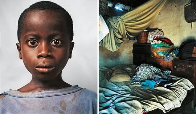 Çocukların Yatak Odaları Üzerinden Dünya Üzerindeki Eşitsizlik 1