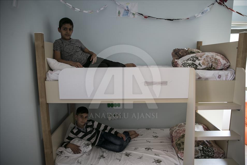 Suriyeli Yetimler Geleceğe Çocuk Yaşam Merkezi'nde Hazırlanıyor 1