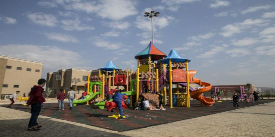 Suriyeli Yetimler Geleceğe Çocuk Yaşam Merkezi'nde Hazırlanıyor