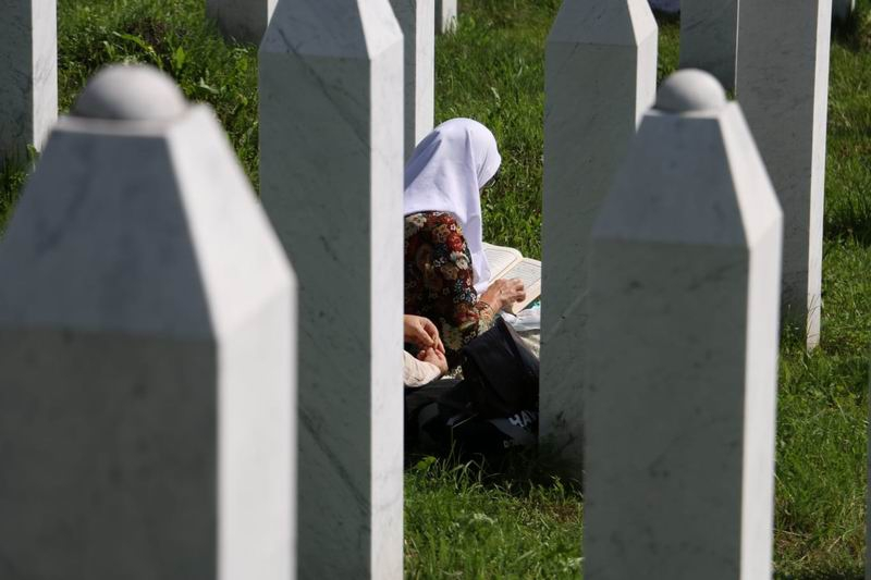 Türkiyeli Gençler Srebrenitsa'da 1