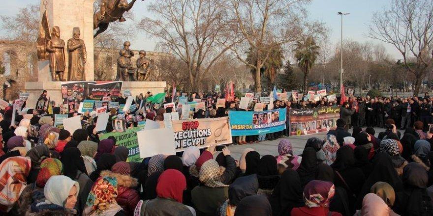 Mısır'daki İdamları Durdurun!
