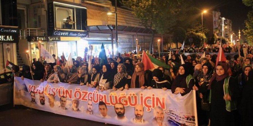 Mavi Marmara Katliamı 9. Yılında Telin Edildi