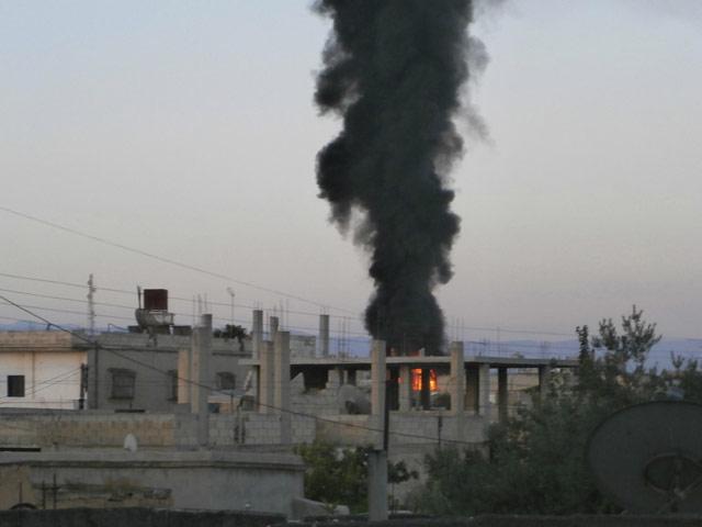 Harabeye Dönen Ülke Suriye 11