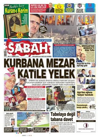 Gazete Manşetleri - 17 Temmuz 2012 12