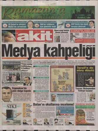 Gazete Manşetleri - 17 Temmuz 2012 19