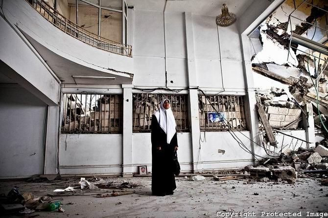 Fotoğrafçı Gözüyle Gazze'de Kadın Olmak 11