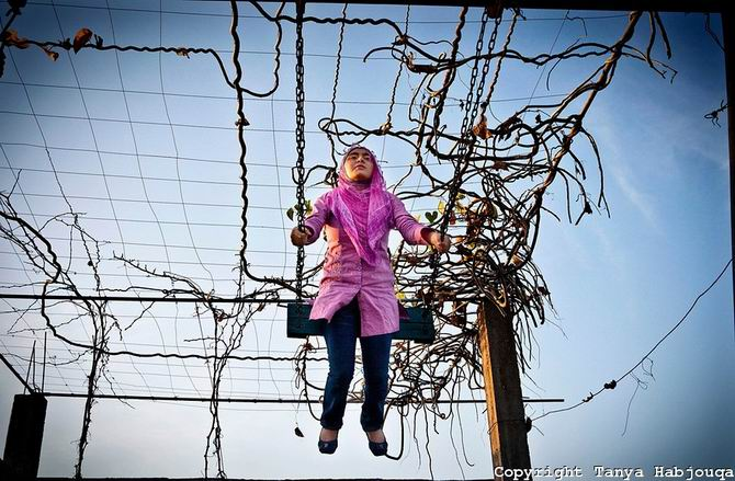 Fotoğrafçı Gözüyle Gazze'de Kadın Olmak 2