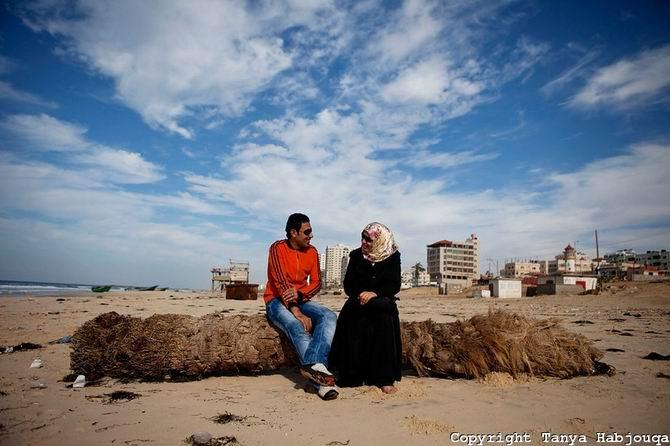 Fotoğrafçı Gözüyle Gazze'de Kadın Olmak 3