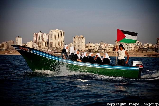 Fotoğrafçı Gözüyle Gazze'de Kadın Olmak 4