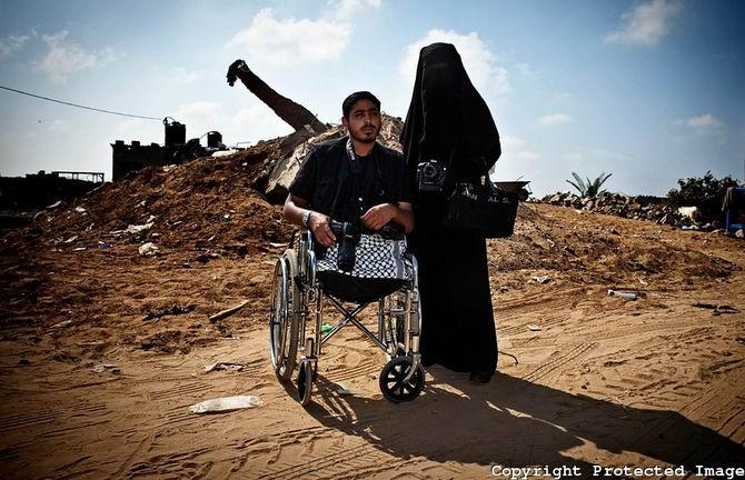 Fotoğrafçı Gözüyle Gazze'de Kadın Olmak 5