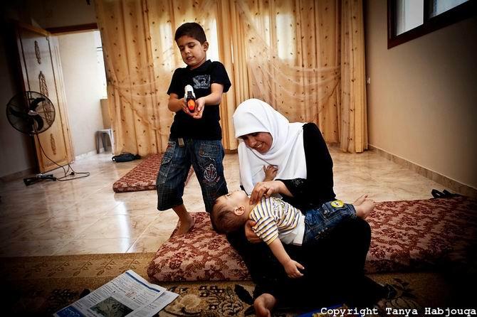Fotoğrafçı Gözüyle Gazze'de Kadın Olmak 6