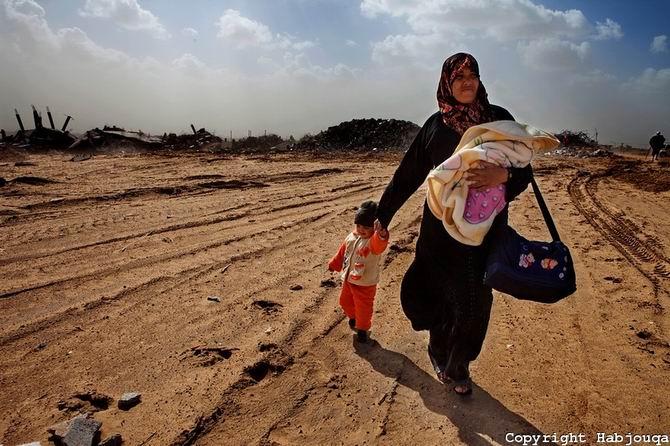 Fotoğrafçı Gözüyle Gazze'de Kadın Olmak 8