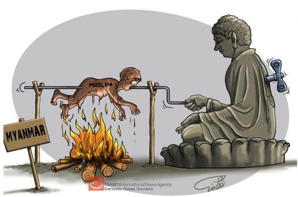 Myanmarda Zulüm Had Safhada 1