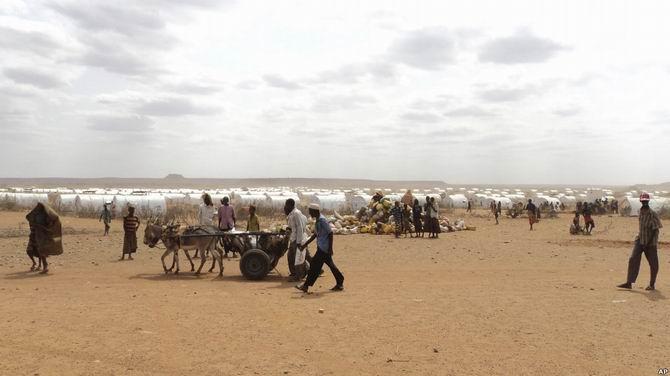 Somali Kuraklığın Pençesinde 1