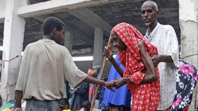Somali Kuraklığın Pençesinde 10