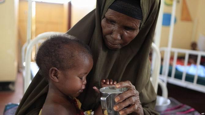 Somali Kuraklığın Pençesinde 11