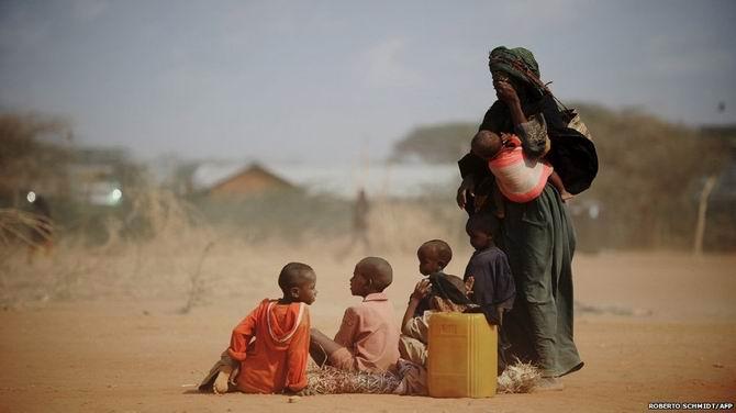 Somali Kuraklığın Pençesinde 12