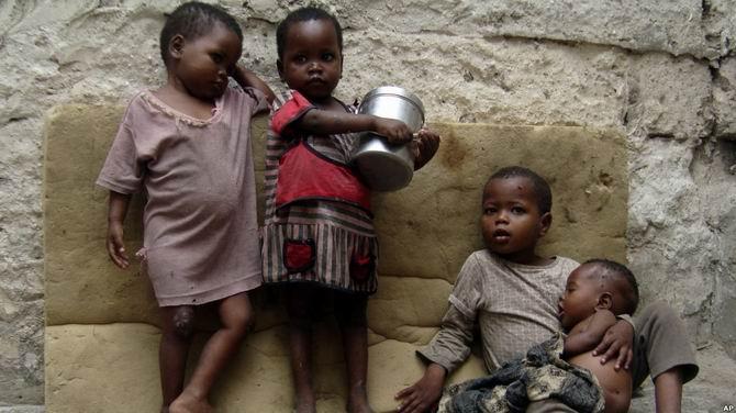 Somali Kuraklığın Pençesinde 3