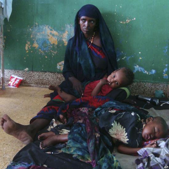 Somali Kuraklığın Pençesinde 4