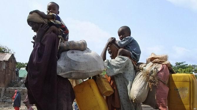 Somali Kuraklığın Pençesinde 6