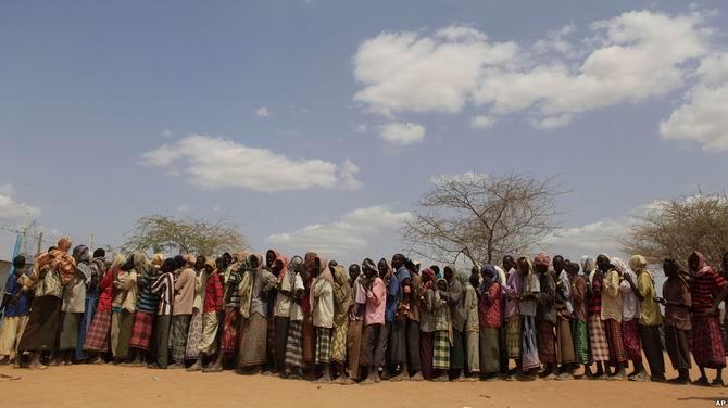 Somali Kuraklığın Pençesinde 7
