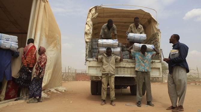 Somali Kuraklığın Pençesinde 8