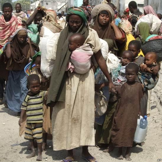 Somali Kuraklığın Pençesinde 9
